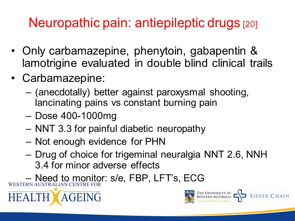 Gabapentin Side Effects In Elderly
